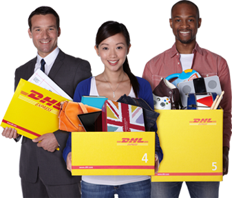 DHL Service Point  - Copyrights by DHL