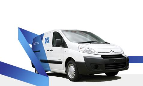 DX Van - Copyrights by DX
