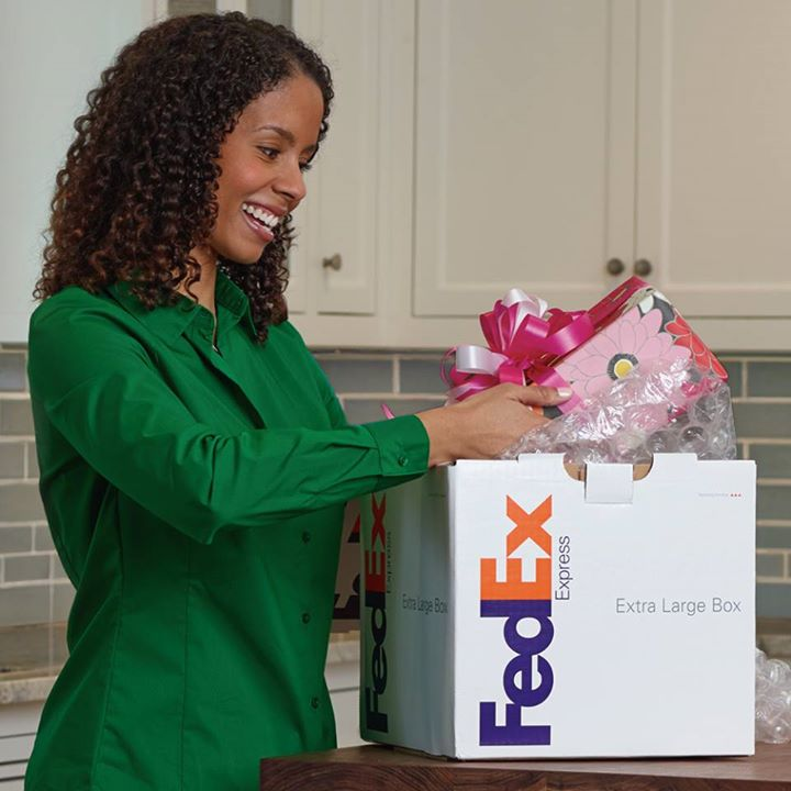 Delivery -  Copyrights by FedEx