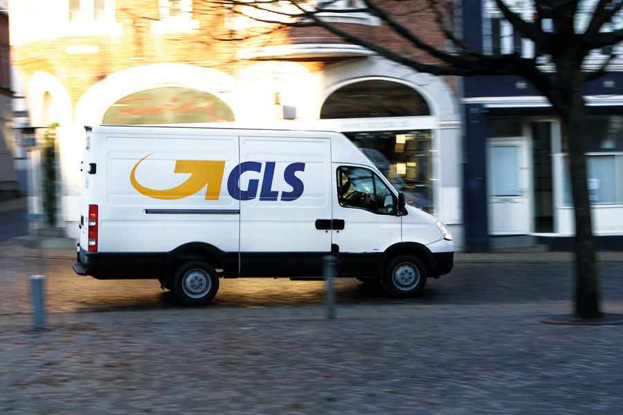 GLS Delivery - Copyrights by GLS