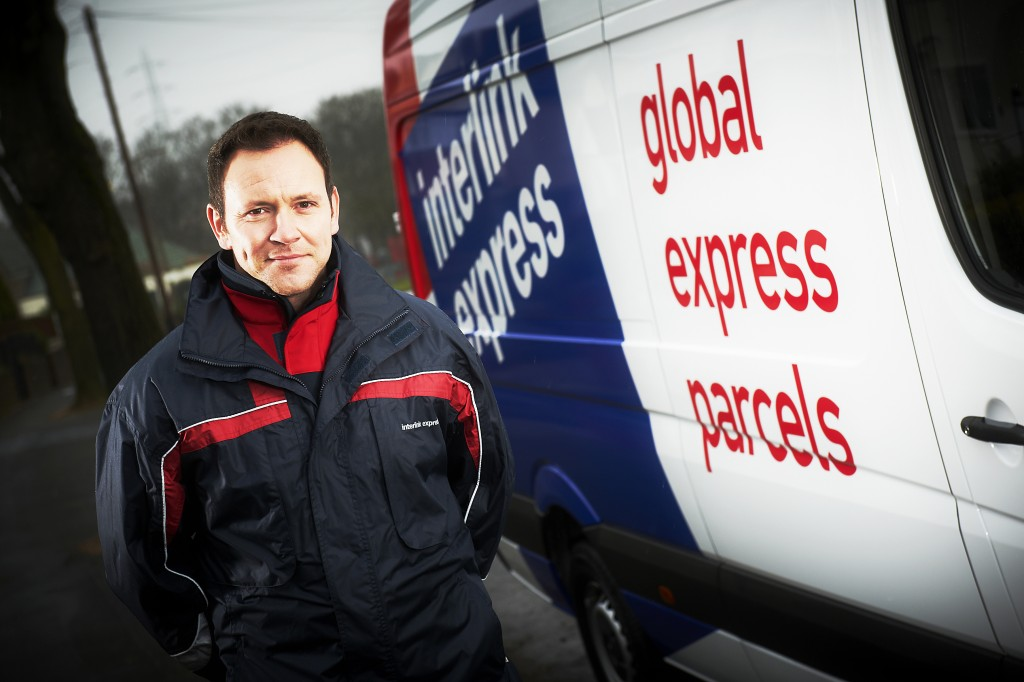 Interlink Express - Delivery – Copyrights Picture © Daniel Graves Photography. 2013. SHOWS: