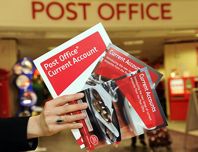 Post Office Card Account – Copyrights by Post Office