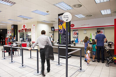 Post Office Branches – Copyrights by Post Office