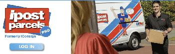 UK Mail ipostparcels Pro -  Copyrights by UK Mail