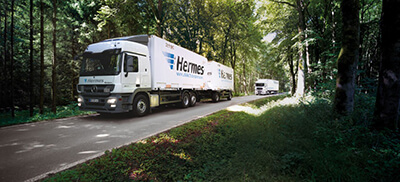 Logistics - Copyrights by myHermes