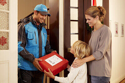 myHermes Delivery - Copyrights by myHermes