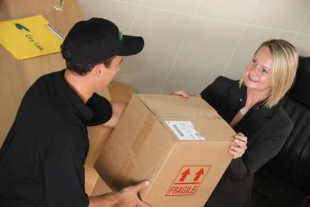 City Link Delivery -  Copyrights by City Link