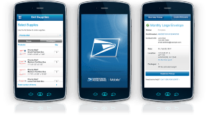 USPS App  – Copyrights by USPS