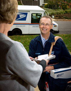 USPS Delivery – Copyrights by USPS