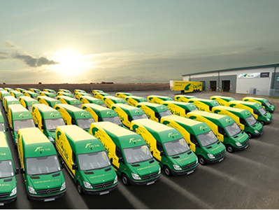 City Link Fleet -  Copyrights by City Link